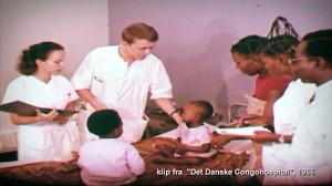 Danske læger på Congo Hospitalet, 1966