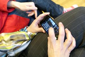 Mobitelefonen, som værktøj i en forankringsproces